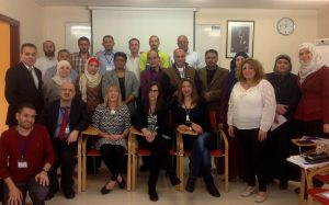 Middle East Training in Istanbul - Oct 2015 - Second group